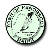 Town of Penobscot Maine seal